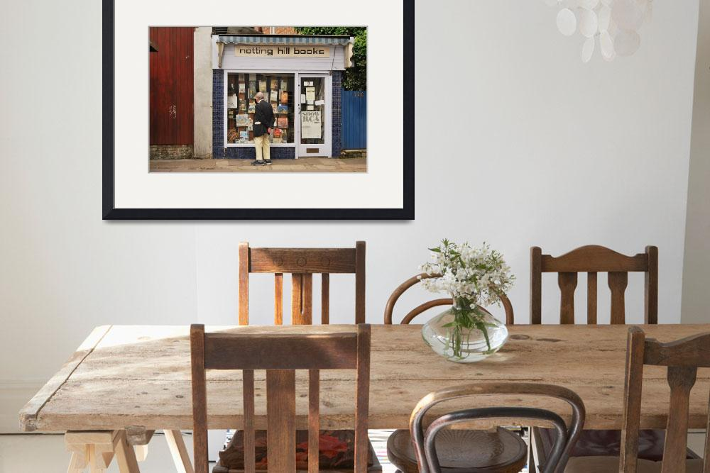 """""""Notting Hill Bookstore&quot  by javanslyke"""