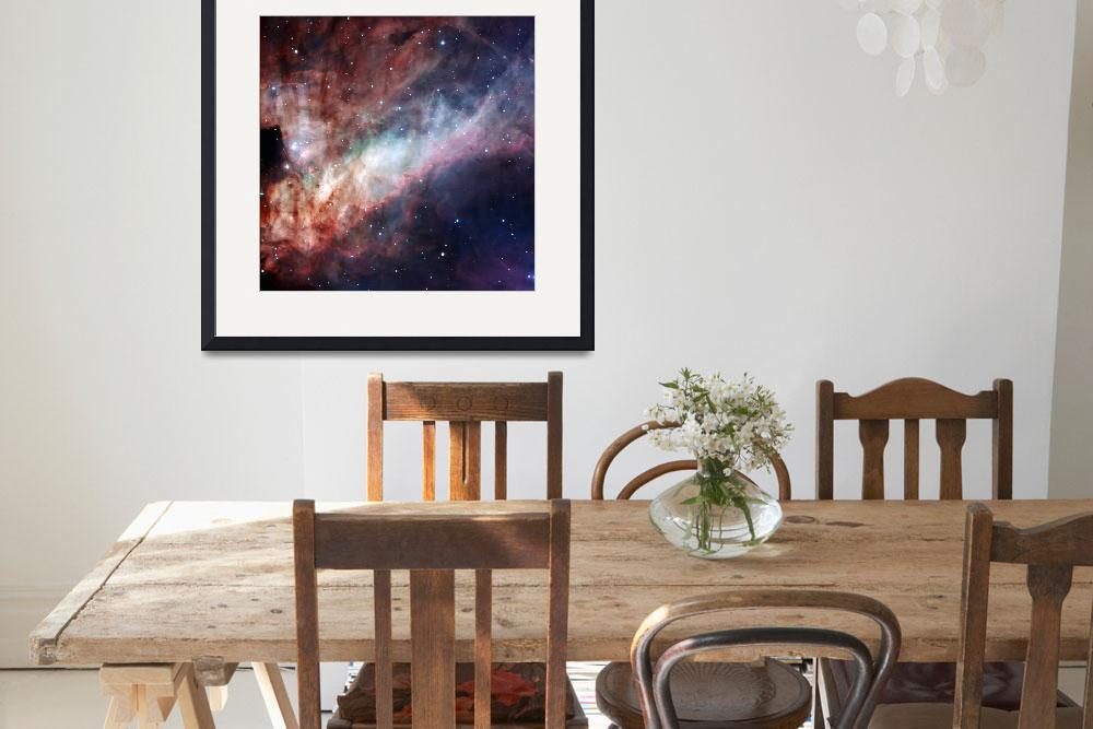 """""""Omega Nebula European Southern Observatory&quot  (2014) by TheNorthernTerritory"""