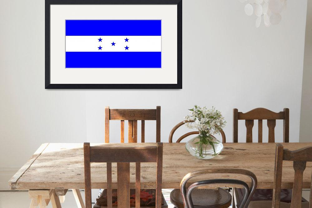 """Honduras""  by tony4urban"