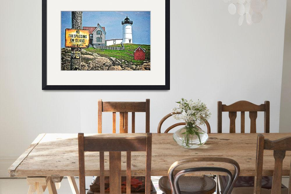 """Nubble Light--Painterly Version""  (2008) by DigiPix"