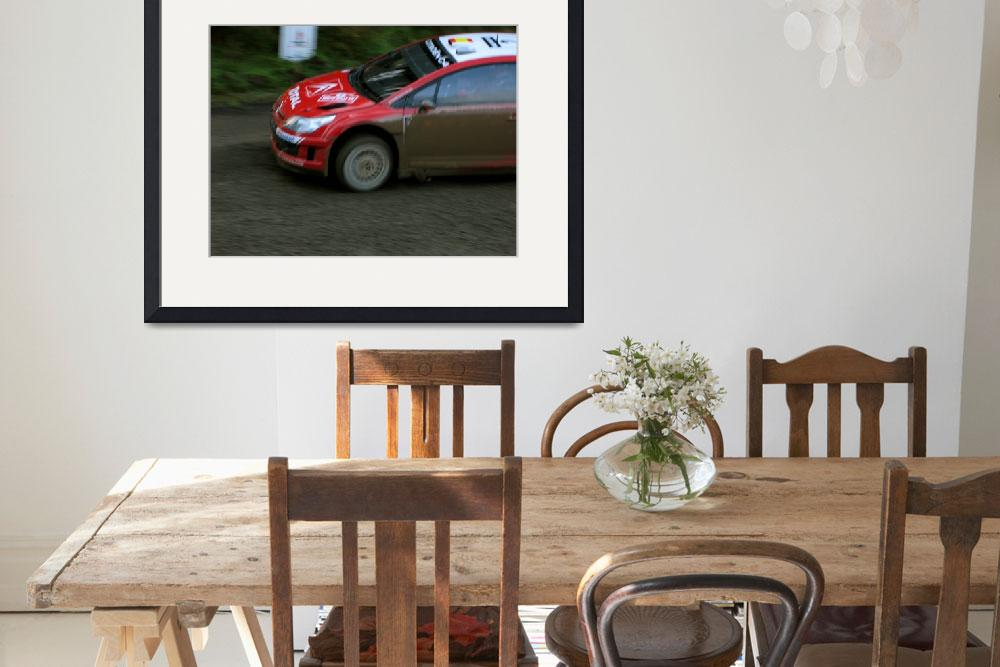 """""""Wales Rally GB - Crychan - 18&quot  by newformula"""