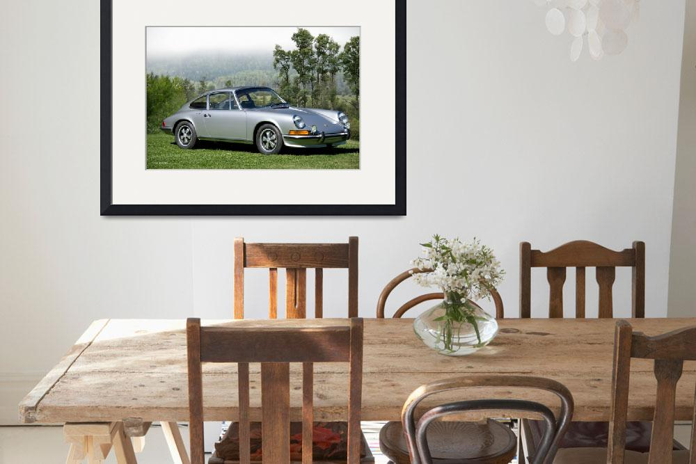 """""""1972 Poreche 911B Coupe II""""  by FatKatPhotography"""