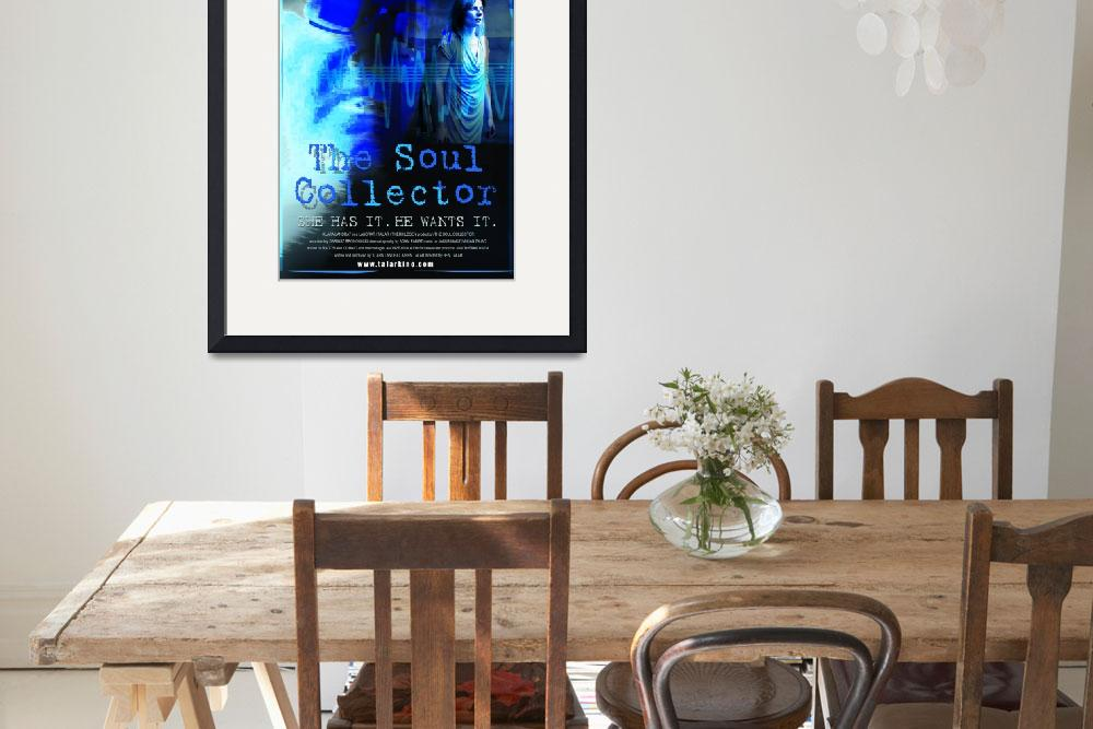 """The Soul Collector Poster""  (2011) by Talarkino"