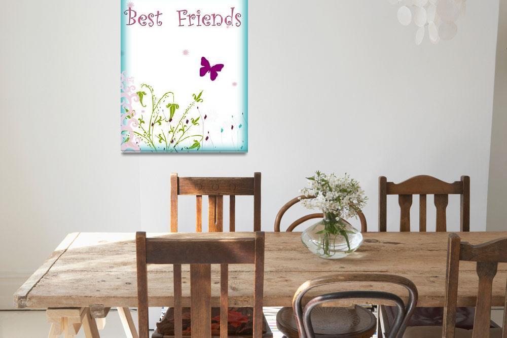 """Best Friends&quot  (2009) by rickimountain"