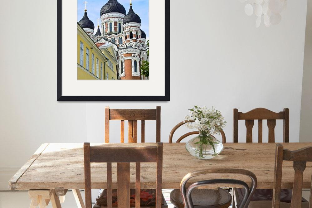 """""""Nevsky Cathedral&quot  (2005) by mjphoto-graphics"""