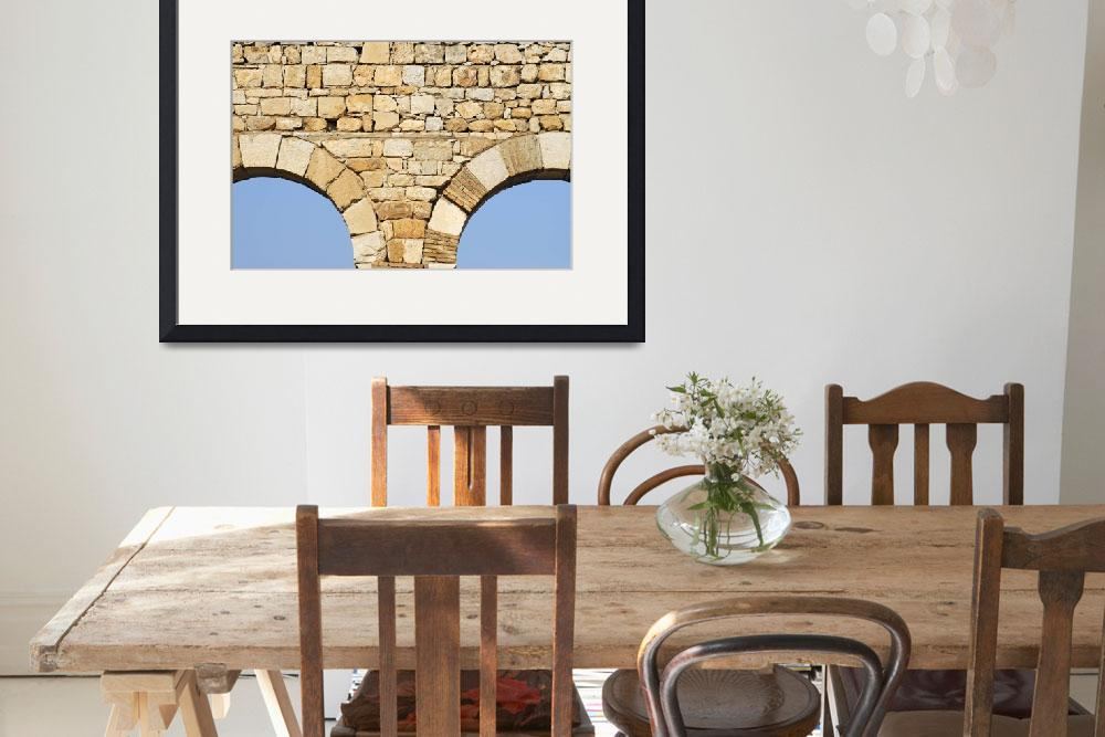 """""""Arches of Basilica of Volubilis, Morocco&quot  by petrsvarc"""