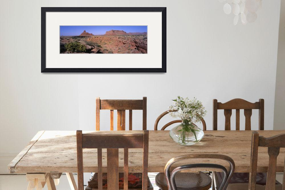 """Valley of the Gods UT""  by Panoramic_Images"