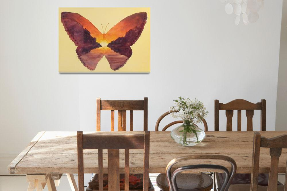 """""""Butterfly&quot  (2013) by NAC"""