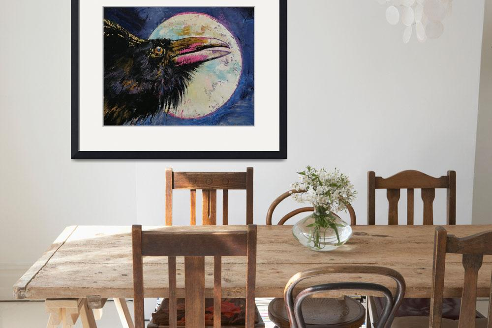"""""""Raven Moon""""  by creese"""