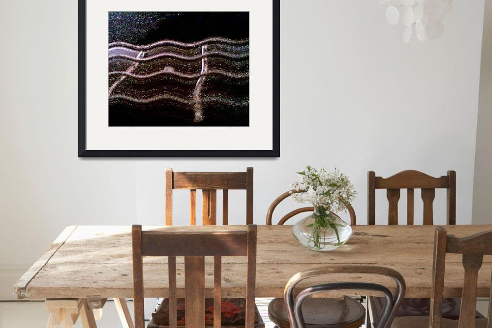 """""""Sound Waves&quot  by evad3d"""