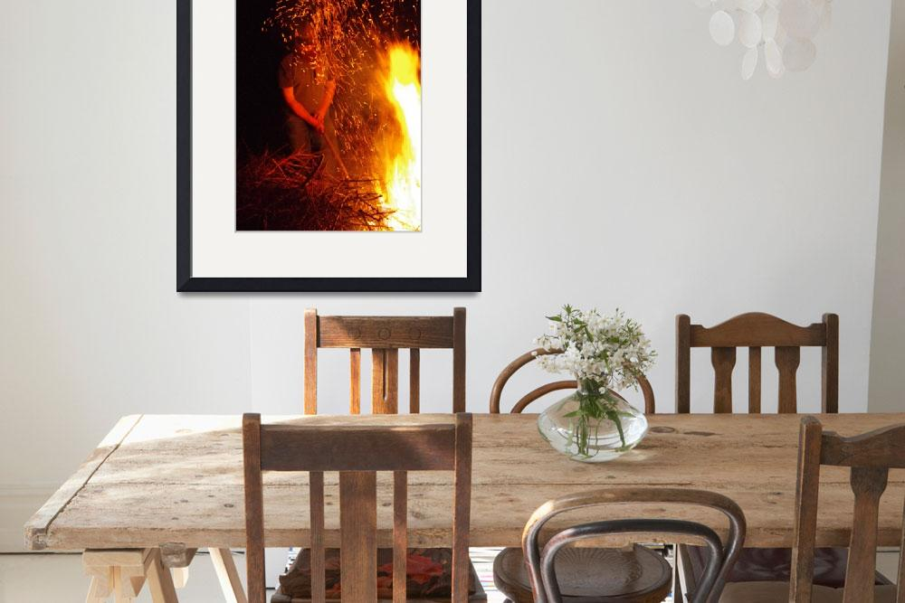 """""""fire&quot  (2012) by Photo30"""