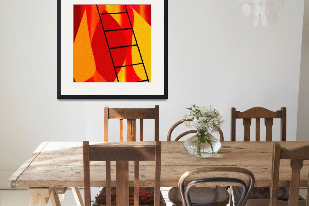 """""""THE LADDER&quot  (2009) by FatherC"""