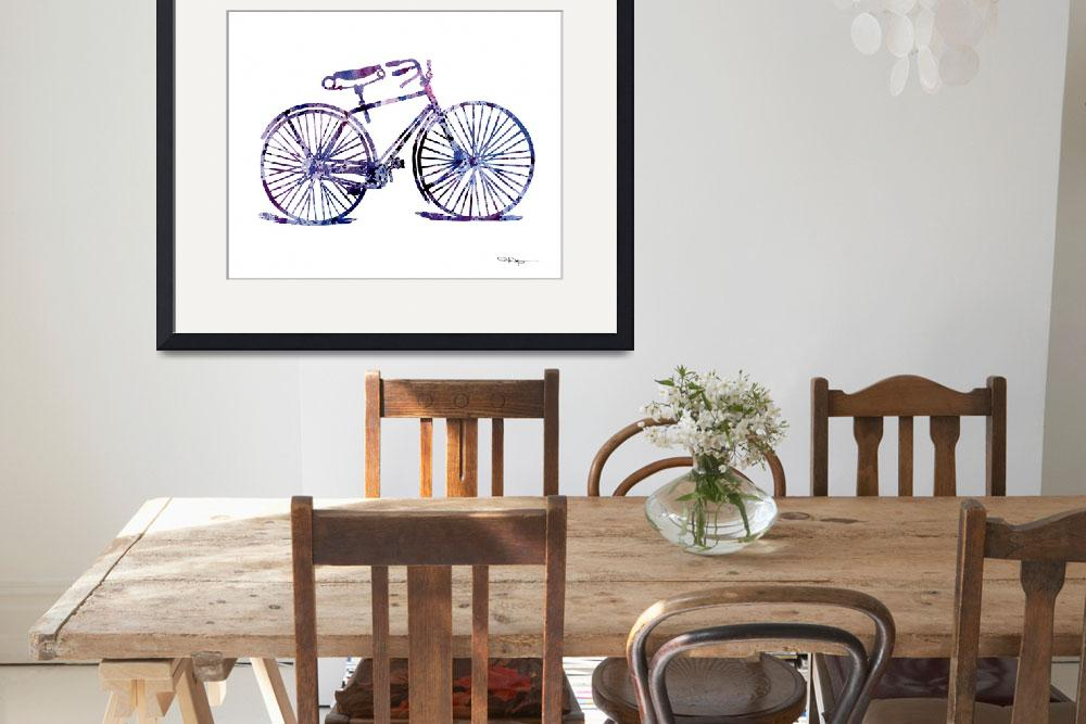 """""""Bicycle""""  (2015) by k9artgallery"""