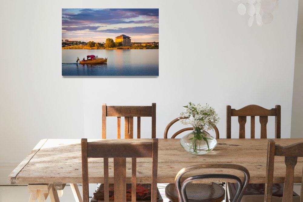 """Karlskrona Boat&quot  (2013) by Inge-Johnsson"