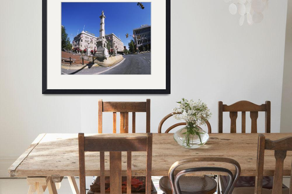"""""""Monument at the roadside&quot  by Panoramic_Images"""