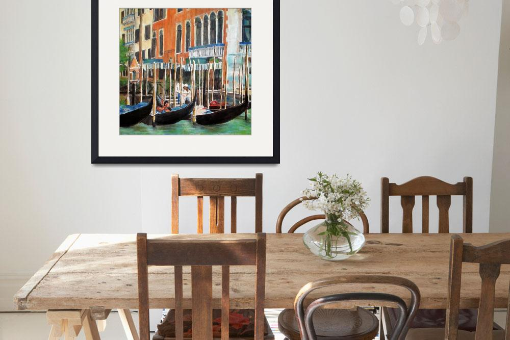 """""""Venice&quot  by LisaW"""