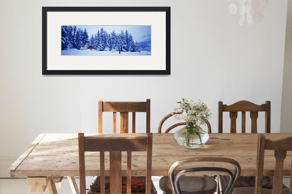 """""""Whistler British Columbia Canada&quot  by Panoramic_Images"""