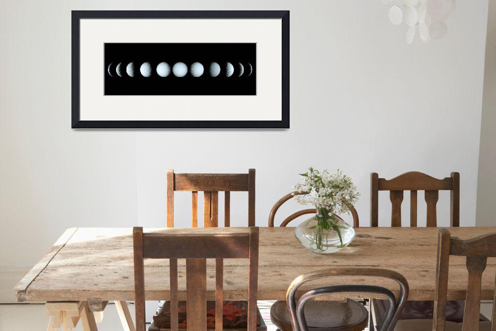"""""""Golf Moon&quot  by foofoto"""