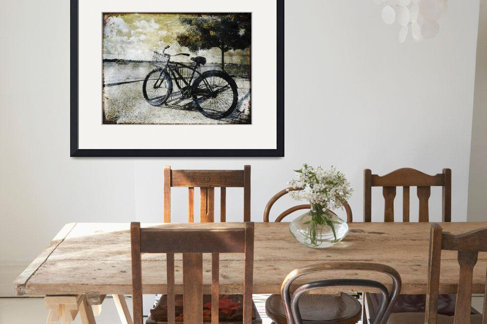 """""""Bicycle&quot  (2015) by SkipNall"""