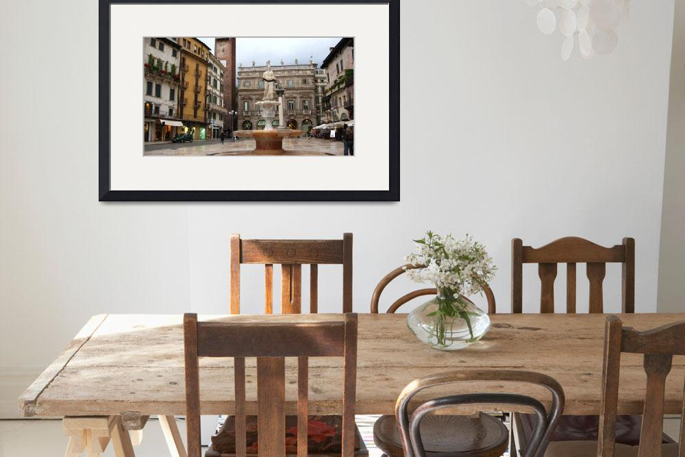 """""""piazza erbe verona&quot  by snance"""