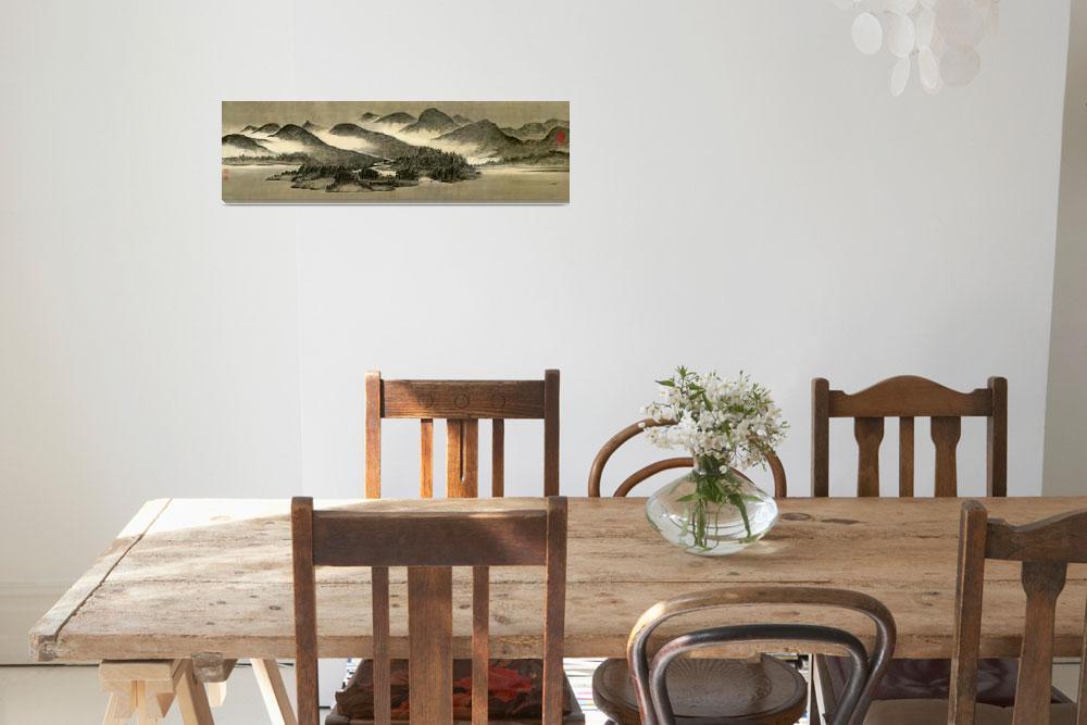 """""""Landscape - 11""""  by RiverHan"""