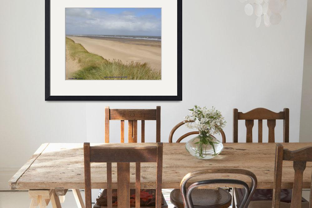 """""""Moggs Eye Lincolnshire Coast&quot  (2009) by NatureandWildlife"""