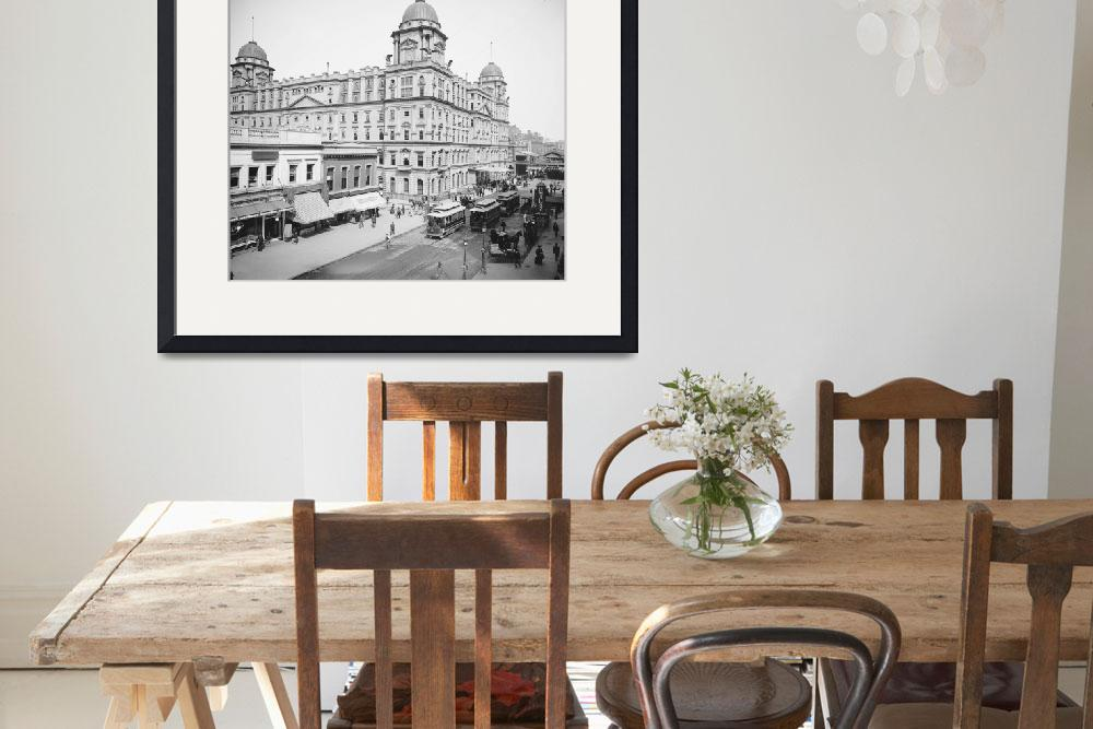 """""""FIRST GRAND CENTRAL NYC&quot  by homegear"""