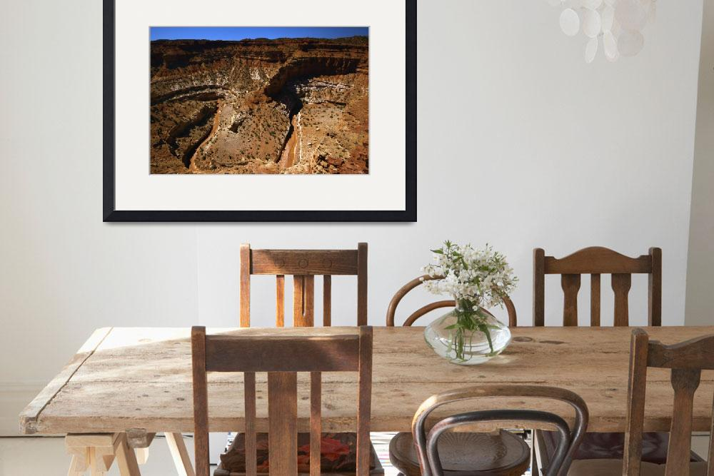 """Carved Canyon&quot  (2008) by NaturesGiftPhotography"