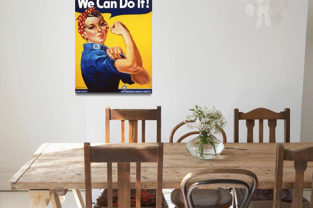 """""""We Can Do It Limited Edition Vintage""""  (1940) by limitededitionvintage"""