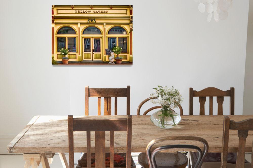 """yellow tavern harmony""  (2013) by Felstead"