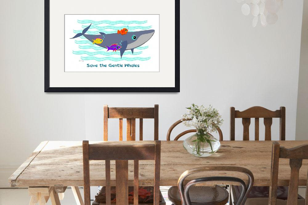"""""""Save the Whales&quot  (2011) by theblueplanet"""