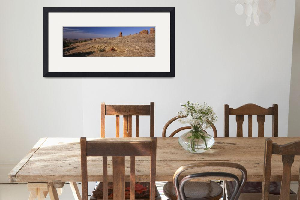 """""""Desert Paintbrush Arches National Park UT&quot  by Panoramic_Images"""