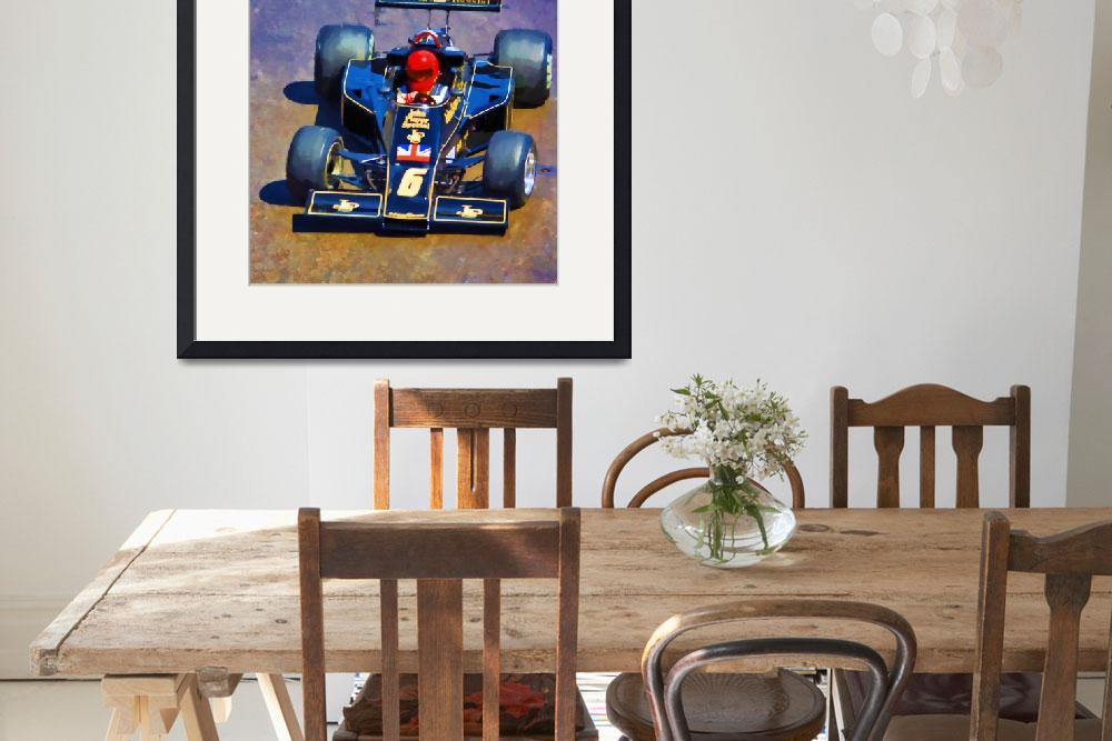"""""""F1 racing in Monaco&quot  (2014) by who"""