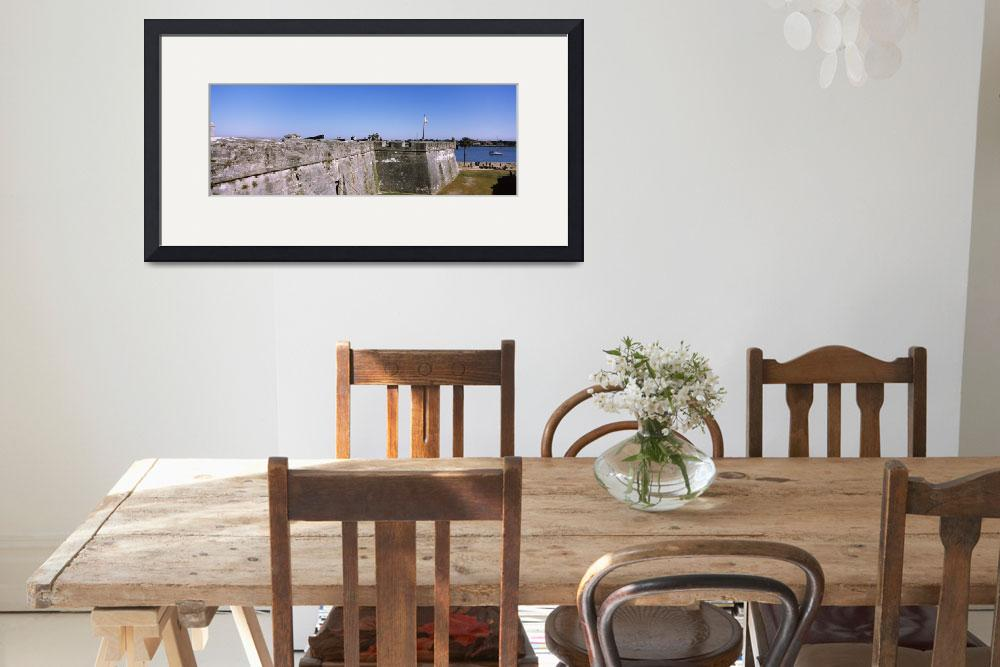 """""""Fort at the seaside&quot  by Panoramic_Images"""
