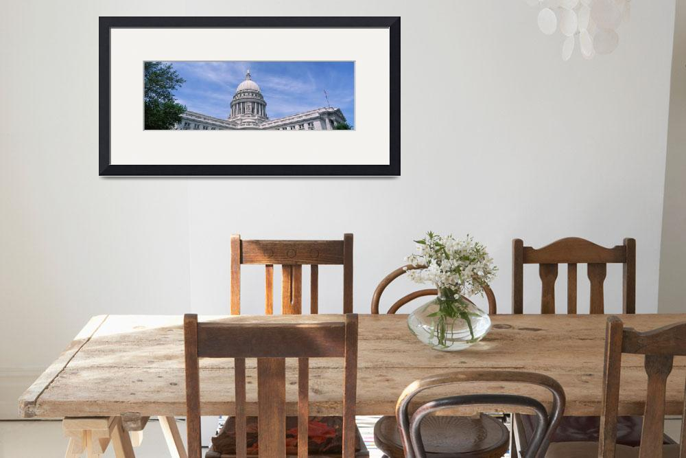 """State Capital Building Madison WI&quot  by Panoramic_Images"