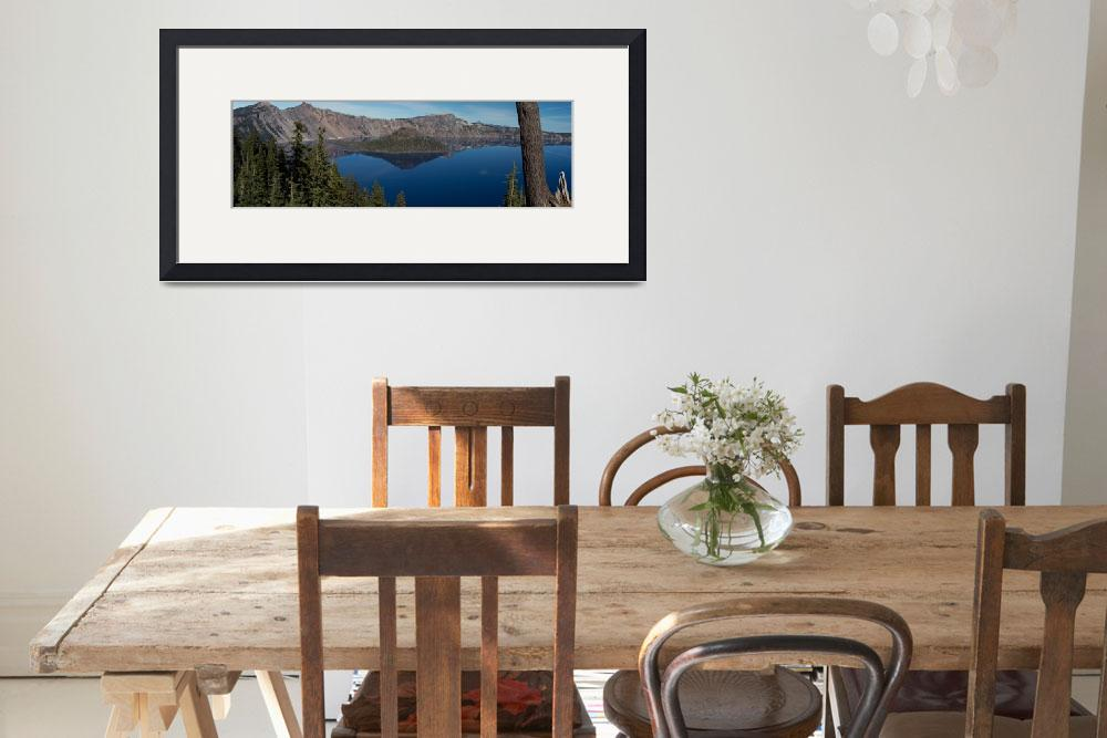 """Crater Lake National Park&quot  by North22Gallery"