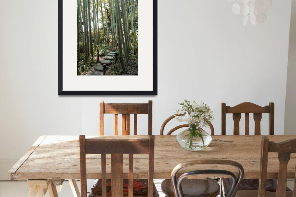 """""""Bamboo Forest&quot  (2008) by eenabo"""