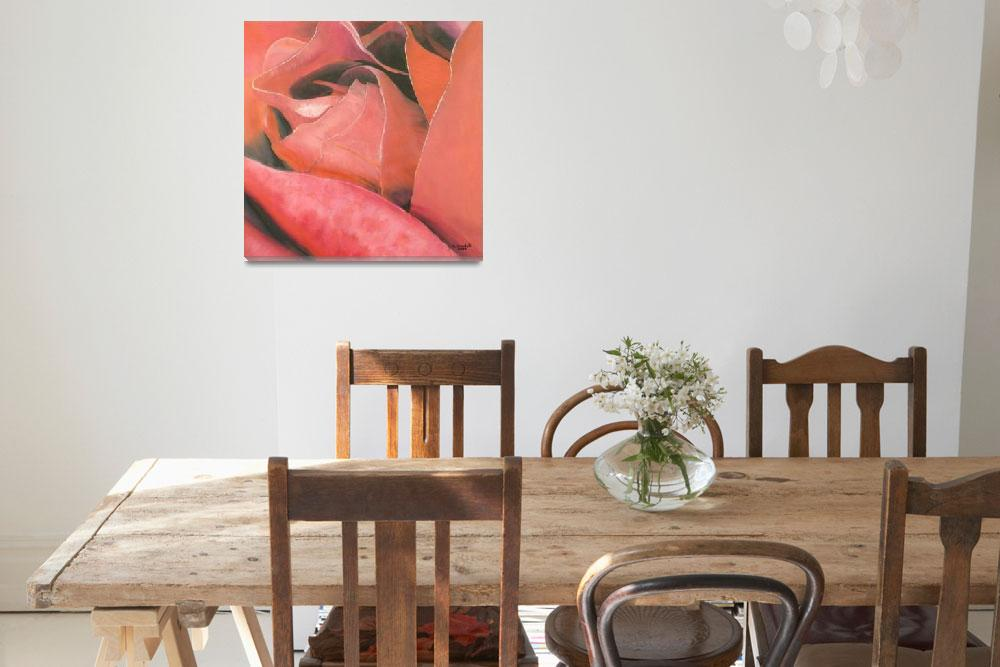 """""""Rose&quot  (2008) by claudiagoodell"""
