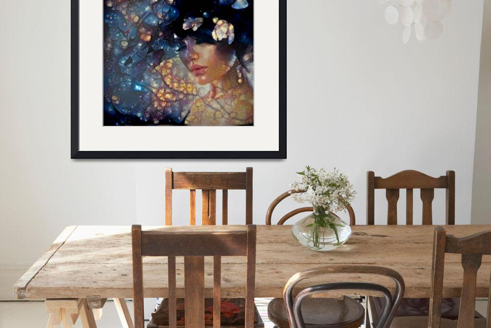 """""""Queen of the night&quot  by Art_by_Lilia"""