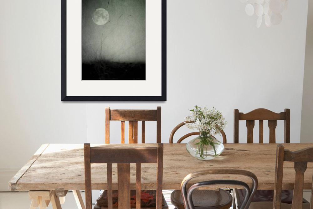 """""""Moon in the dark&quot  (2018) by Piri"""