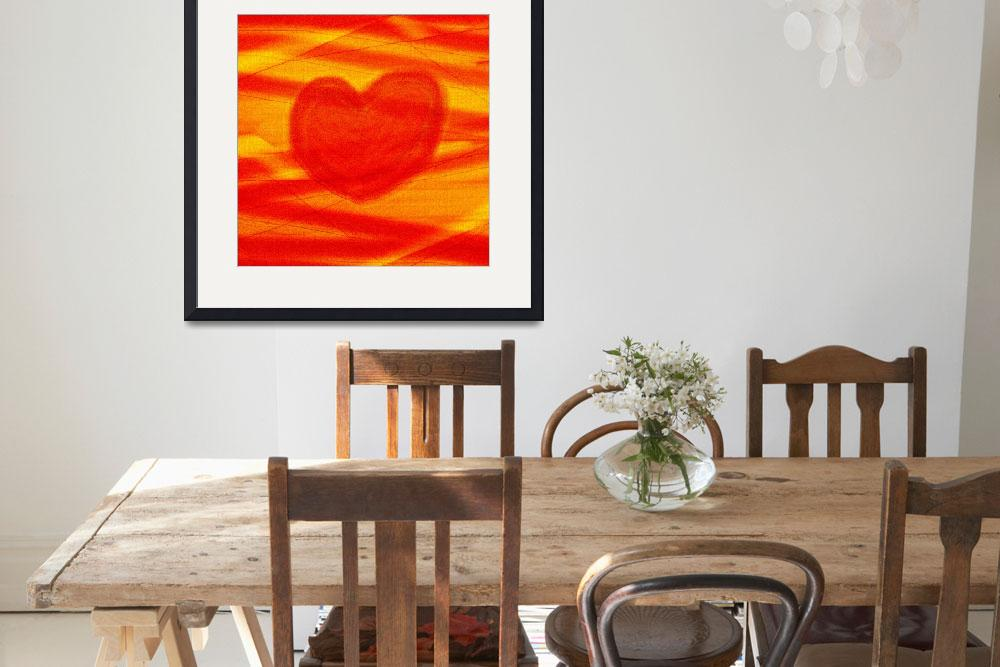"""""""ABSTRACT LOVE&quot  by FatherC"""