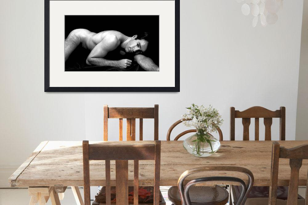 """Classic Nude Male 3&quot  (1983) by BenTorresPhotographer"