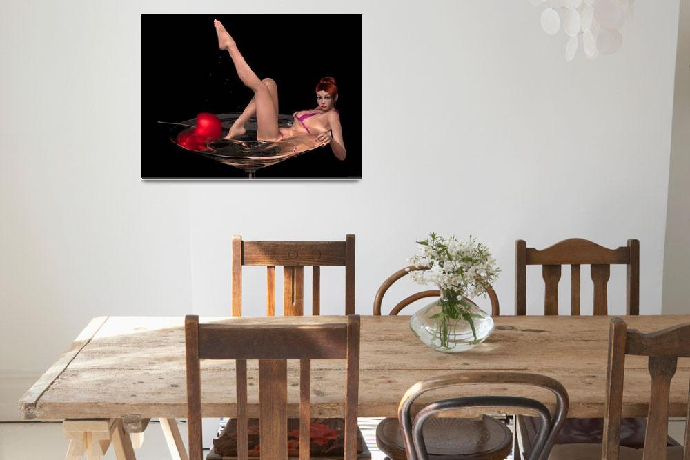 """""""Sweet Cocktail&quot  (2011) by digital-photos"""