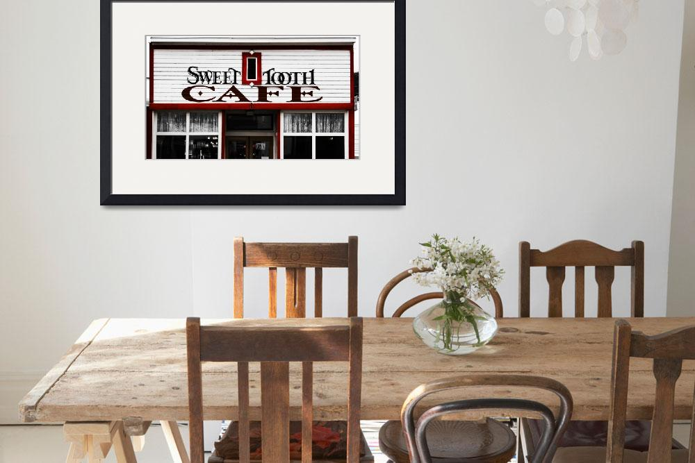 """""""Sweet Tooth Cafe&quot  (2009) by nswanson"""