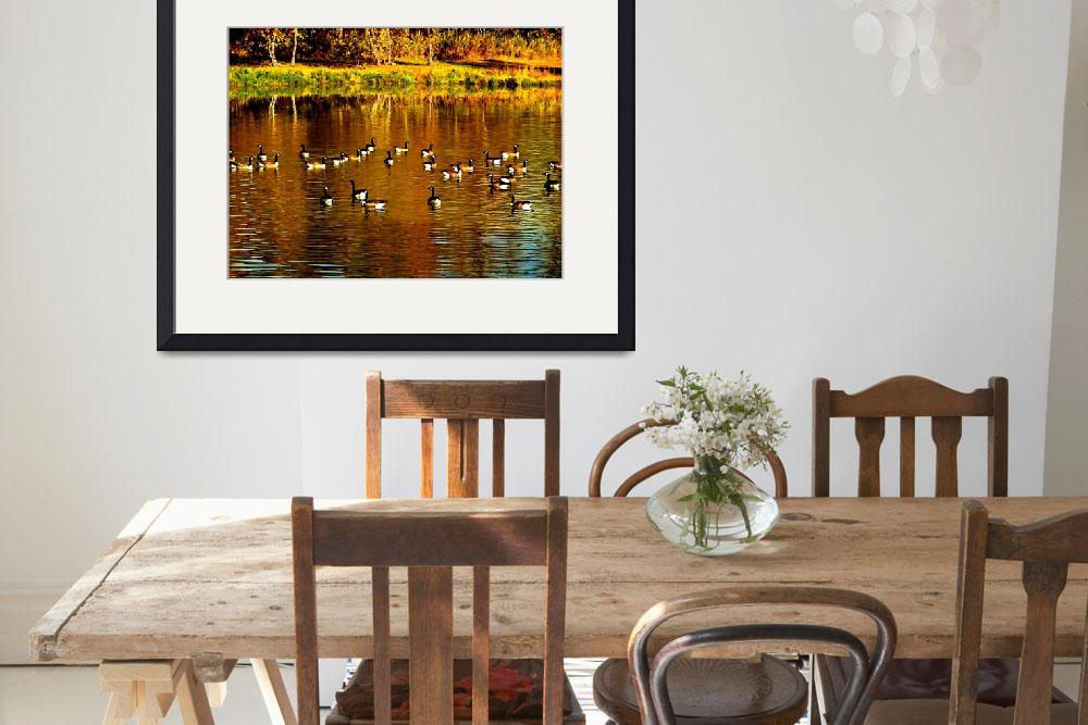 """""""Stopover at Golden Pond&quot  by kildalton"""