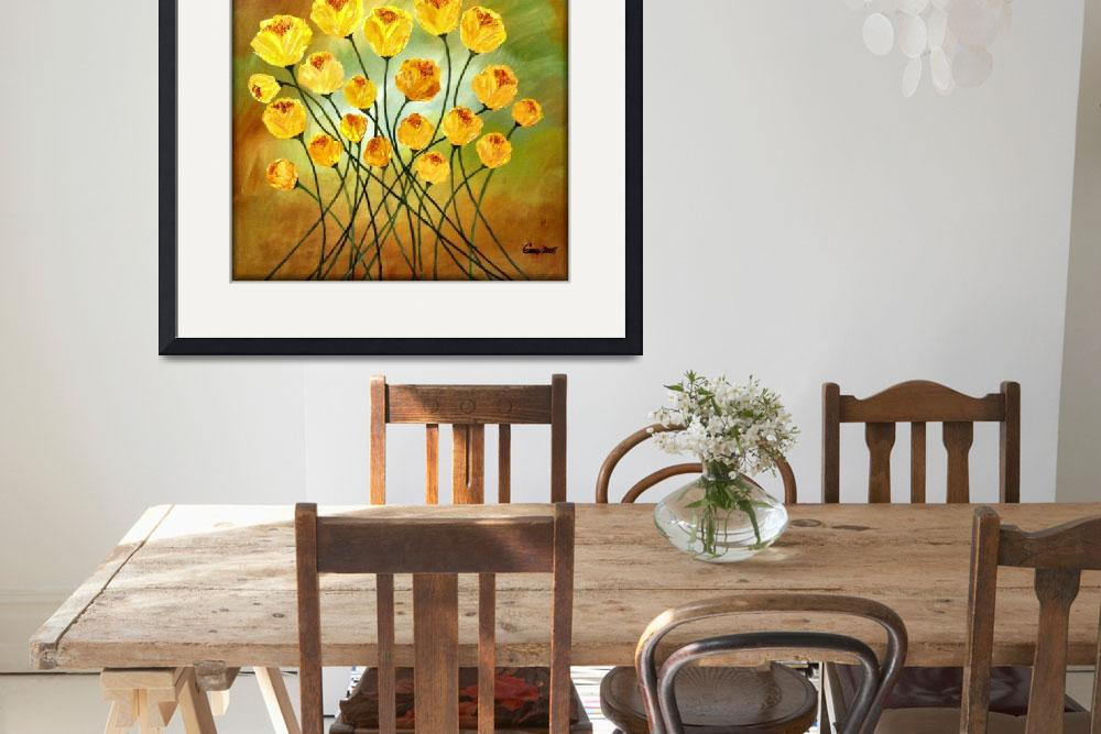 """""""MELLOW YELLOW""""  by peggygarr"""
