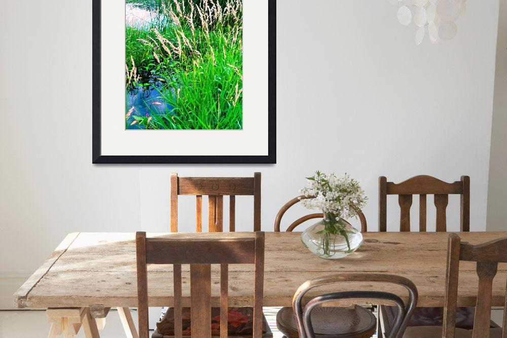 """""""Marsh Grasses&quot  (2008) by rayjacque"""
