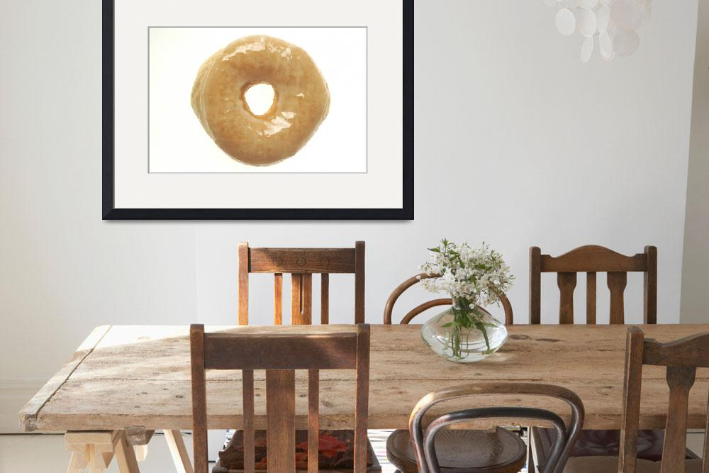 """""""Glazed Donut&quot  by Alleycatshirts"""
