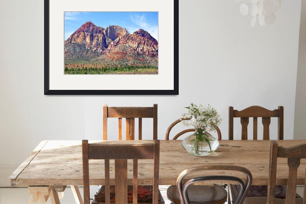 """""""Red Rock Trio""""  (2013) by Kirtdtisdale"""
