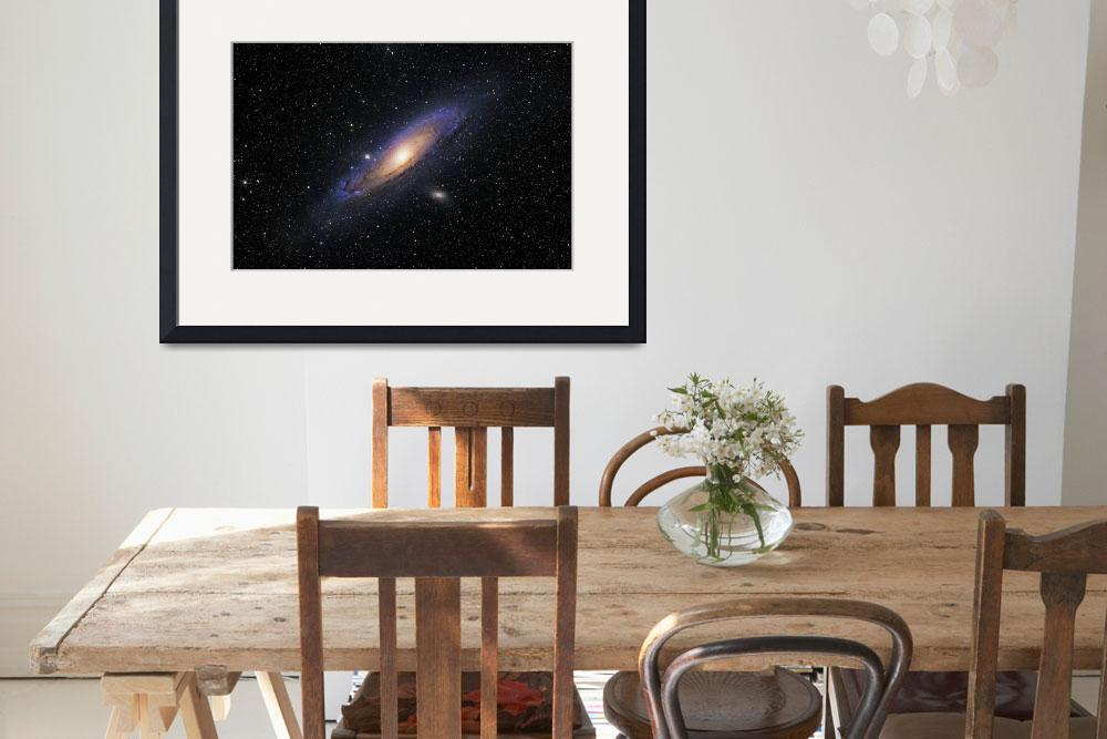 """""""The Andromeda Galaxy&quot  by stocktrekimages"""
